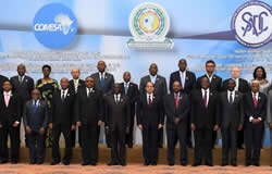 Regional Integration : 44 African States Sign Free Trade Accord