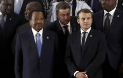 Paul Biya invité par Emmanuel Macron au sommet « One Planet Summit » en France
