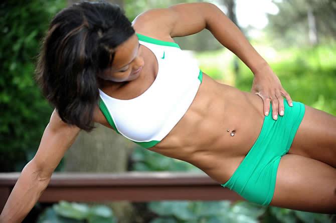 muscler transverse femme