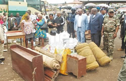 NW,SW Crisis: South West Governor Sensitises populations Against Mass Exodus