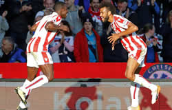 Choupo Moting buteur en Premier League