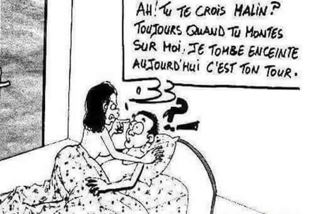 Cameroon Humour Quand Une Femme Enceinte Un Homme Ca Donne