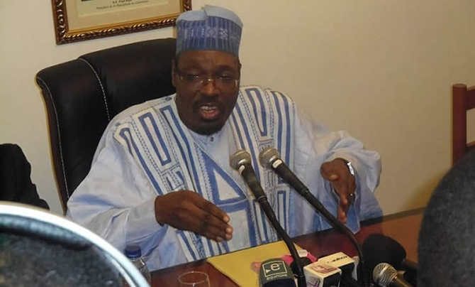 Image result for issa Tchiroma bakary