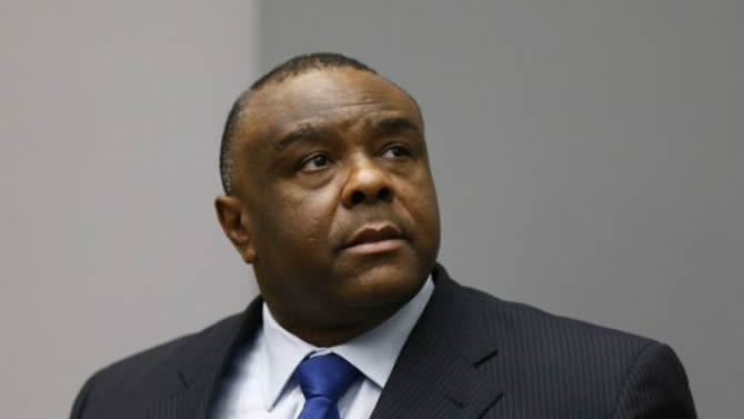 Jean pierre Bemba quitte le centre de détention de la CPI