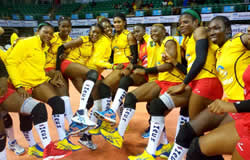 New Leadership For African Volleyball