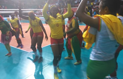Volley-Ball féminin : Le Cameroun remporte la CAN 2017!