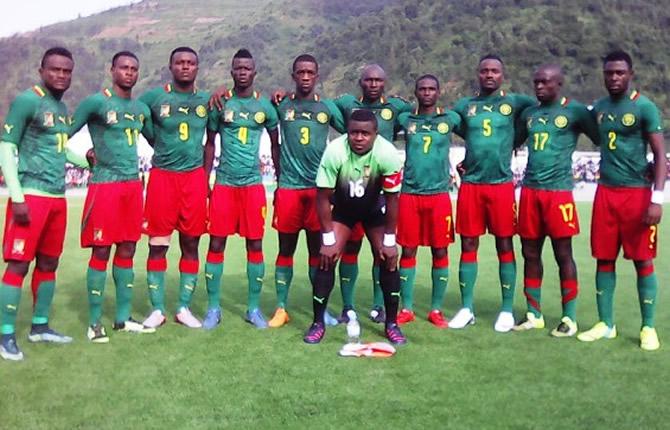 Lions indomptables. U-20  Liste des 20 joueurs sélectionnés pour le match  contre le Zimbabwe a56dbbaa326b0