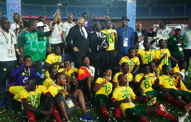 Les Lionceaux vainqueur de la CAN U17 sont toujours dans la tourmente