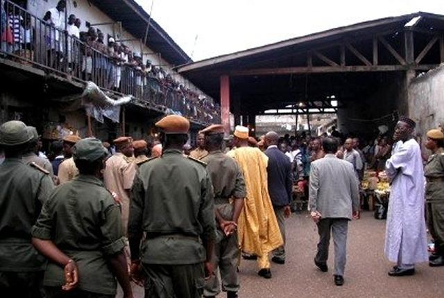Cameroun cameroun justice cameroun 54 d tenus arbitraires lib r s de la prison de yaound - Grille indiciaire magistrat judiciaire ...