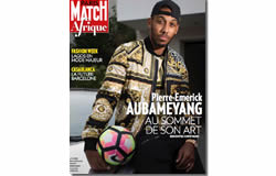 PARIS MATCH lance PARIS MATCH AFRIQUE