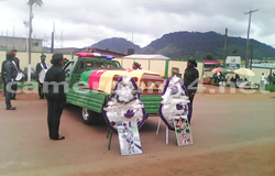 Cameroon : Fallen Soldiers Decorated Posthumously in Yaounde